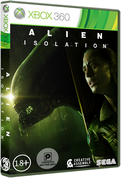 Alien: Isolation (2014) XBOX360