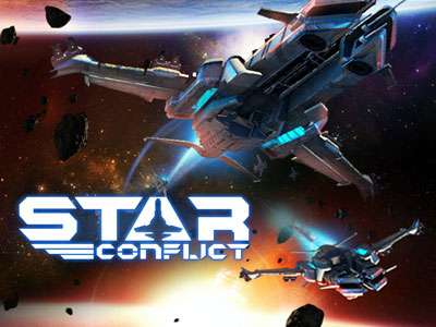 Star Conflict v.1.0.6 (30.10.2014) [2013 ,MMORPG / Action] (Лицензия)