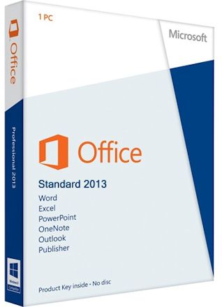 Microsoft Office 2013 SP1 Standard [v15.0.4667.1001] [2014]