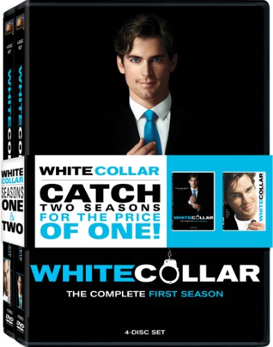 Белый Воротничок / White Collar (Сезоны - 1-5, эпизоды - 75 (из 75)) [2009-2013 / детектив, криминал, драма, комедия | WEB-DLRip] MVO (Первый канал, NewStudio)