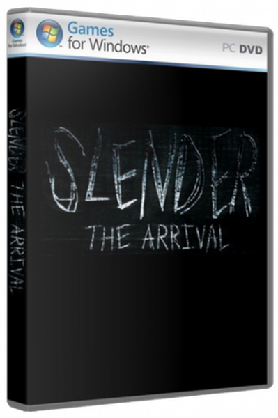 Slender: The Arrival [2013 / Action (Survival horror) / 3D / 1st Person / Пиратка]