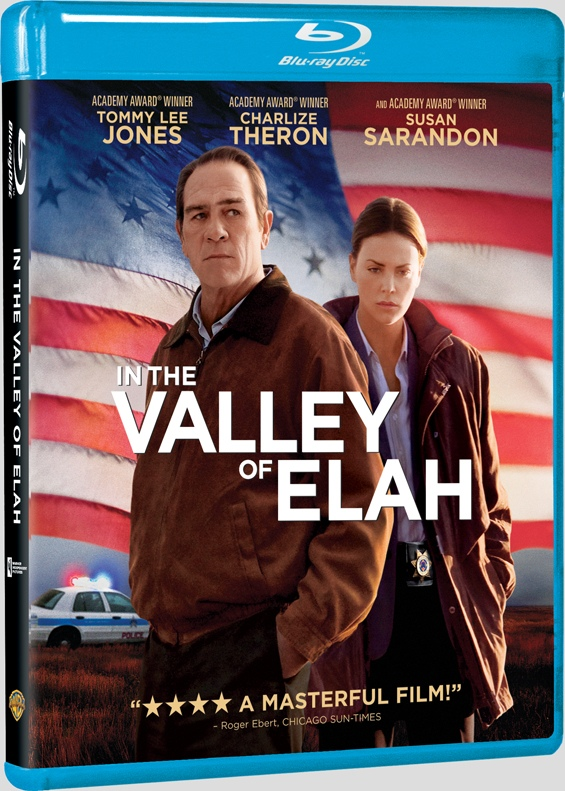 В долине Эла / In the Valley of Elah [2007 / триллер, драма, криминал, детектив / HDRip] DUB (лицензия)