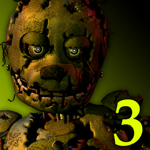 Five Nights At Freddy's 3 (2015/Хоррор/Лицензия)