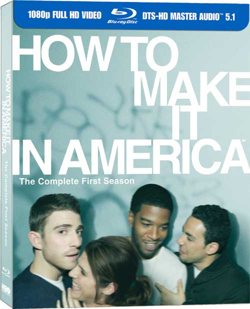 Как добиться успеха в Америке / How to Make It in America (Сезон - 1, серии - 8 (из 8)) [2010 / драма, комедия / HDRip] DVO (Кубик в Кубе) + SUB