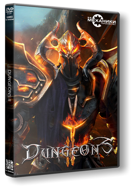 Подземелья 2 / Dungeons 2 [2015 / Strategy, Real-time, 3D / RUS|ENG] РС | RePack от R.G. Механики