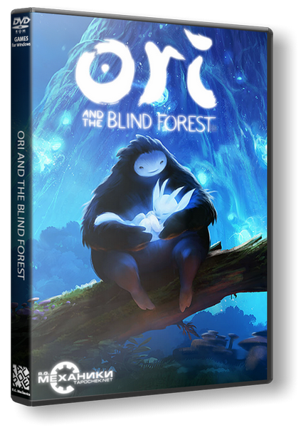 Ори и Слепой лес / Ori and the Blind Forest (Update 1) [2015 / Arcade, Platform, 3D / ENG] РС | RePack от R.G. Механики