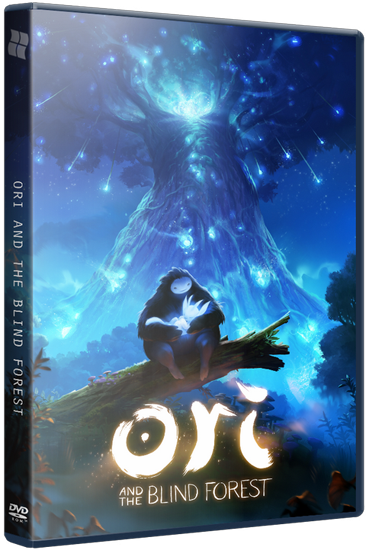 Ори и Слепой лес / Ori and the Blind Forest [2015 / Arcade, Platform, 3D / ENG] РС | лицензия