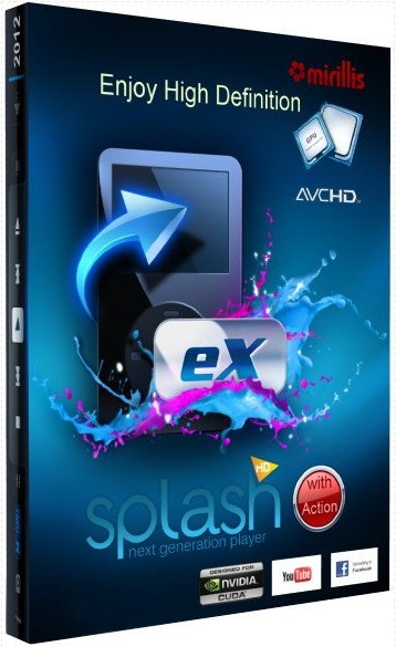 Splash Pro / Pro EX 1.13.2 [2013 / player / RUS|ENG|UKR] РС | RePack от KpoJIuK