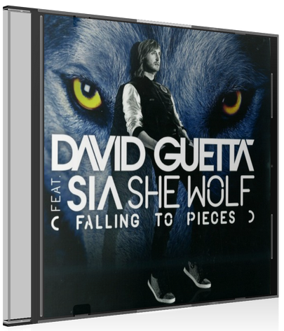 David Guetta feat. Sia - She Wolf (Falling to Pieces) [2012 / клип, поп, техно, хаус / WEB-DLRip 1080p] от Kamikkadze | 60 fps