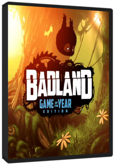 Badland: Game of the Year Edition [2015 / Arcade / Пиратка] PC
