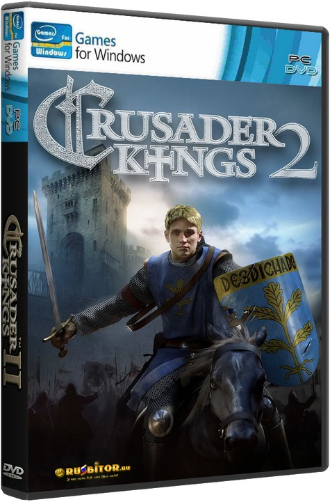 Крестоносцы 2 / Crusader Kings 2 [v 2.4.1] [2012 / Strategy, Real-time, 3D / RePack] РС (R.G. Механик)и