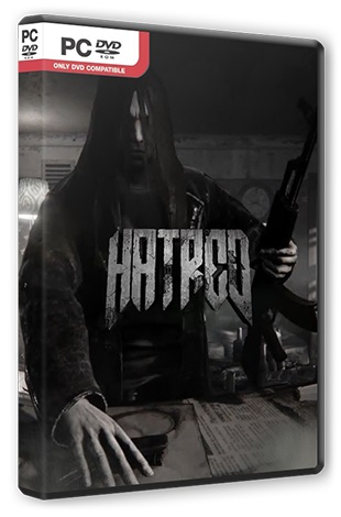 Hatred [2015 / Arcade (Shoot'em up), 3D, Isometric / Steam-Rip от Let'sРlay]