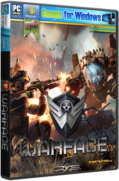 Warface [13.11.2015] [2012 / Action, MMOFPS, Симулятор, Shooter, 1st Person / Лицензия] РС