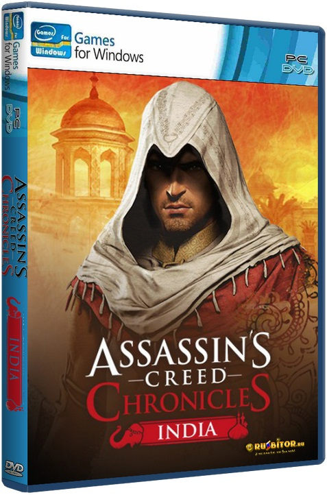 Assassin's Creed Chronicles: Индия / Assassin's Creed Chronicles: India [2015 / Arcade, Platform, 3D / Лицензия] РС