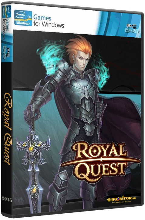 Royal Quest: Эпоха мифов v.1.0.024 (28.04.2016) [2012 ,MMORPG / Action] (Лицензия)