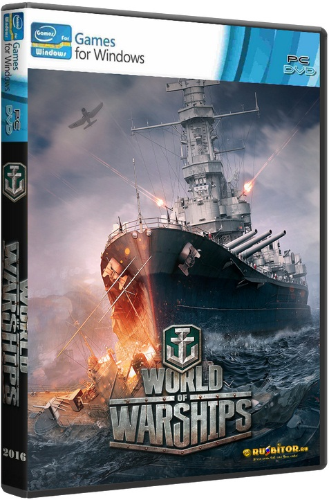 World Of Warships v.0.5.5.0.1 (08.05.2016) [2015 ,MMO / Simulation] (Лицензия)