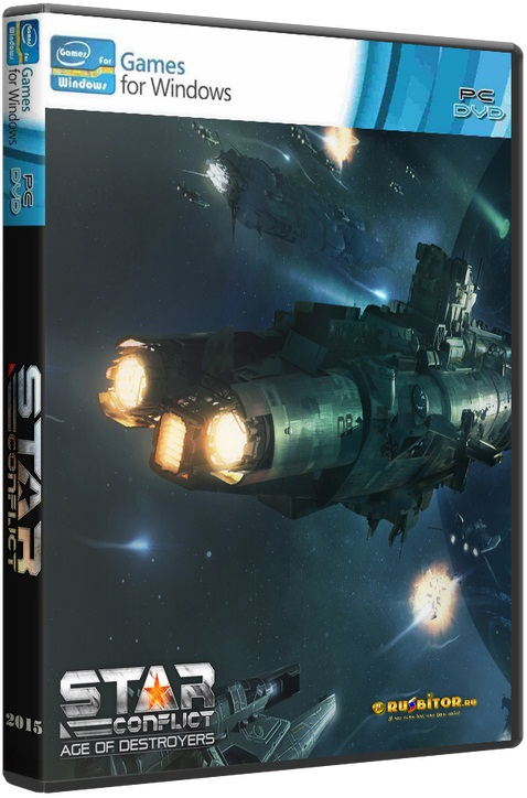 Star Conflict: Age of destroyers v.1.3.6.1 (13.05.2016) [2013 ,MMORPG / Action] (Лицензия)