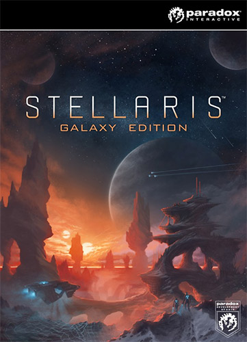 Stellaris: Galaxy Edition [v 1.2.0 + 4 DLC] [2016 / Strategy, Grand strategy, 3D, Pausable real-time / Paradox Development Studio]