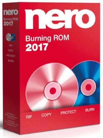 Nero Burning ROM 2017 [v.18.0.00900 Retail] [2016] PC