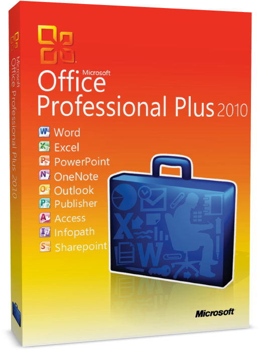 Microsoft Office 2010 VL Professional Plus [v12.5] [2012]  | RePack by SPecialiST