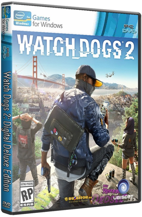 Watch Dogs 2 [2016 / Action (Shooter) / 3D / 3rd Person / Repack] by Umdrella