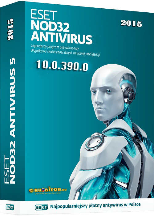 ESET NOD32 Antivirus / Smart Security 10.0.390.0 (2017) PC | RePack by KpoJIuK