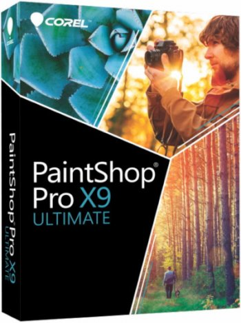 Corel PaintShop Pro X9 Ultimate 19.2.0.7