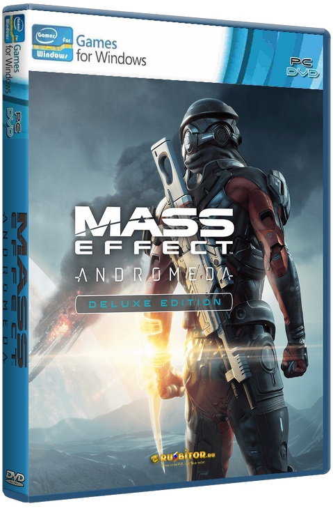 Mass Effect: Andromeda - Super Deluxe Edition [2017 / Action, Shooter, RPG, 3D, 3rd Person / RePack] PC | от xatab