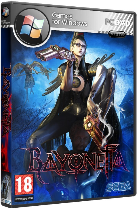 Bayonetta [2017 / Action (slasher), 3D, 3rd person / RePack] PC | от ivandubskoj