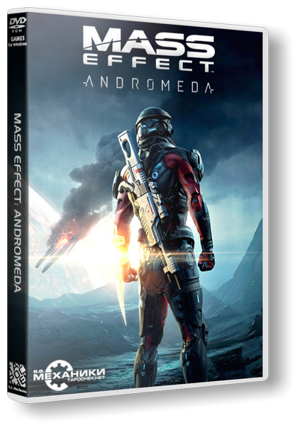 Mass Effect: Andromeda - Super Deluxe Edition [v 1.05] (2017) PC | RePack от R.G. Механики
