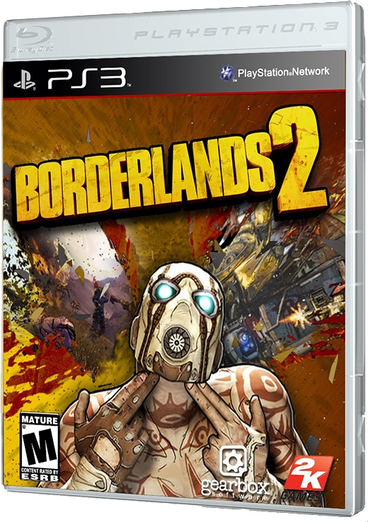 Borderlands 2 [2012 / Action / FPS / Shooter / Repack] [PS3]