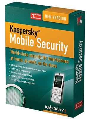 [Антивирус] Kaspersky Mobile Security v10.4.45 [2013] Android