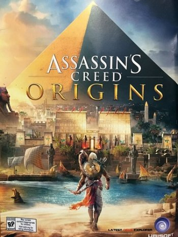 Assassin's Creed Origins [2017 / Action / HD 720p] | Трейлер