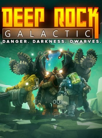 Deep Rock Galactic [2018 / Action (Shooter), FPS / HD 720p] | Трейлер