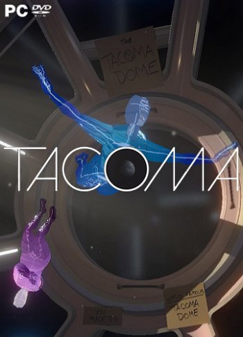 Tacoma [2017 / Adventure, Simulation / HD 720p] | Трейлер