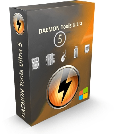DAEMON Tools Ultra [5.1.1.0588] [2017]