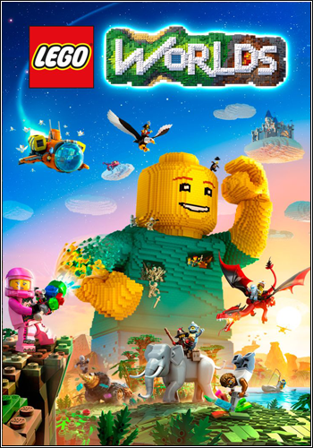 LEGO Worlds [v 1.2 + 3 DLC] [2017 / Adventure / RePack] PC | от R23-K