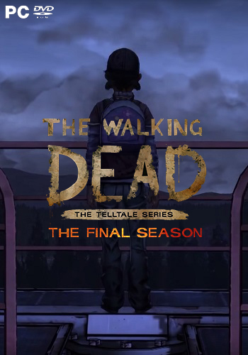The Walking Dead: The Final Season [2018 / Приключения / HD 720p] | Трейлер