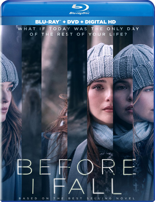 Матрица времени / Before I Fall [2017 / Триллер, драма, детектив / BDRip 1080p]