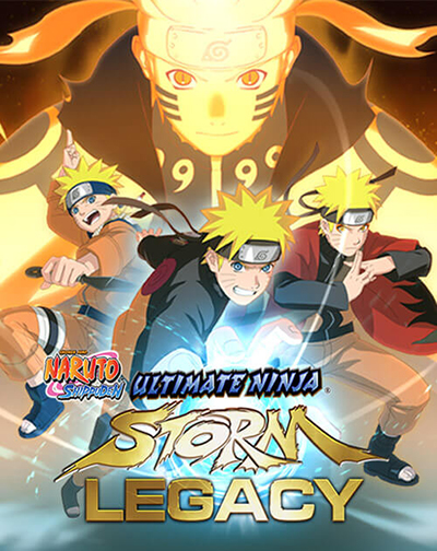 NARUTO SHIPPUDEN: Ultimate Ninja STORM Legacy Anthology [2013-2017 / Action (fighting), Adventure, 3D, Strategy / Лицензия] | PC
