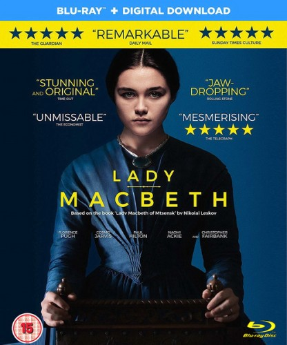 Леди Макбет / Lady Macbeth [2016 / Драма, экранизация / BDRip | BDRemux 1080p|]