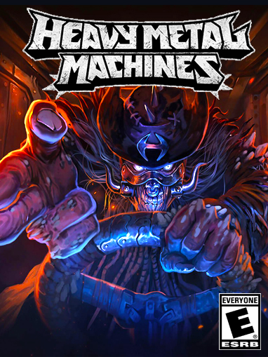 Heavy Metal Machines [b.0.0.0.513] [2017 / Action, MMO, Simulator, Racing, MOBA / Лицензия] | PC