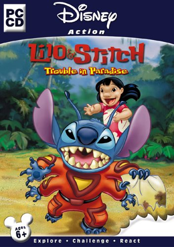 Лило и Стич: Проблемы в Раю / Disney's Lilo & Stitch: Trouble in Paradise [2002 / Arcade / Лицензия]