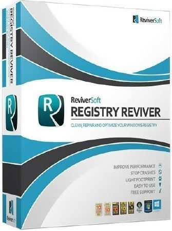 ReviverSoft Registry Reviver [4.19.6.6] [2018]