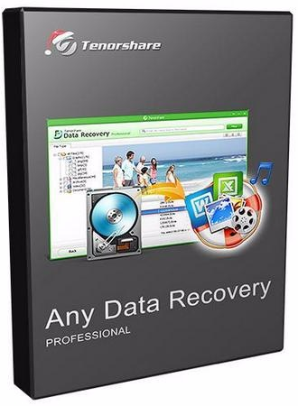 Tenorshare Any Data Recovery Pro [6.4.0] [2018]