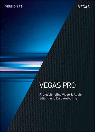 Скачать MAGIX Vegas Pro 15.0 Build 387 (x64) [Multi/Ru]