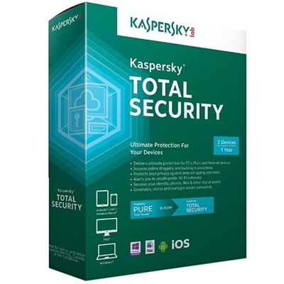 Kaspersky Total Security [19.0.0.1088 (е)] [2019]