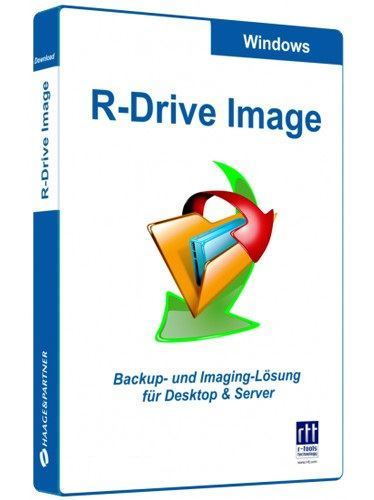 Скачать R-Drive Image Technician [6.3 Build 6300 Portable] [2020]