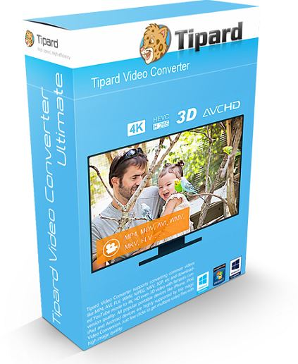 Скачать Tipard Video Converter Ultimate [10.0.16 Portable] [2020]