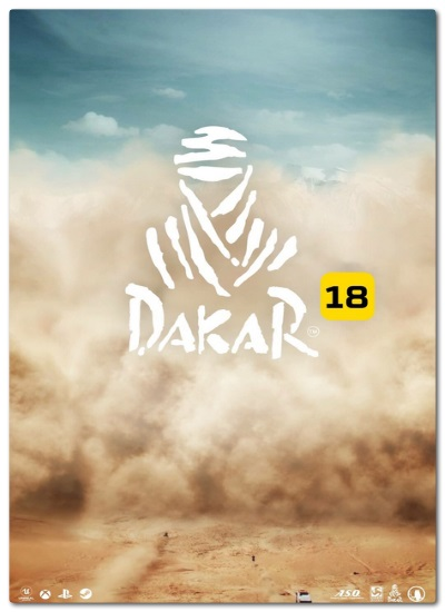 Скачать Dakar 18 [2018 / Racing / Simulator / Лицензия]